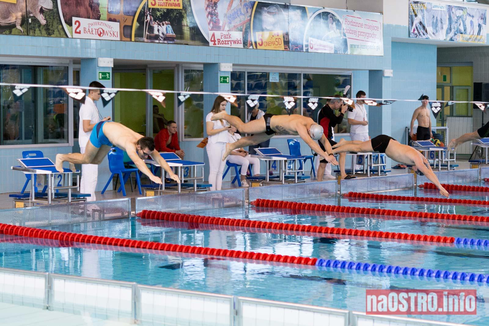 NaOSTRO pływackie zawody strażaków-1