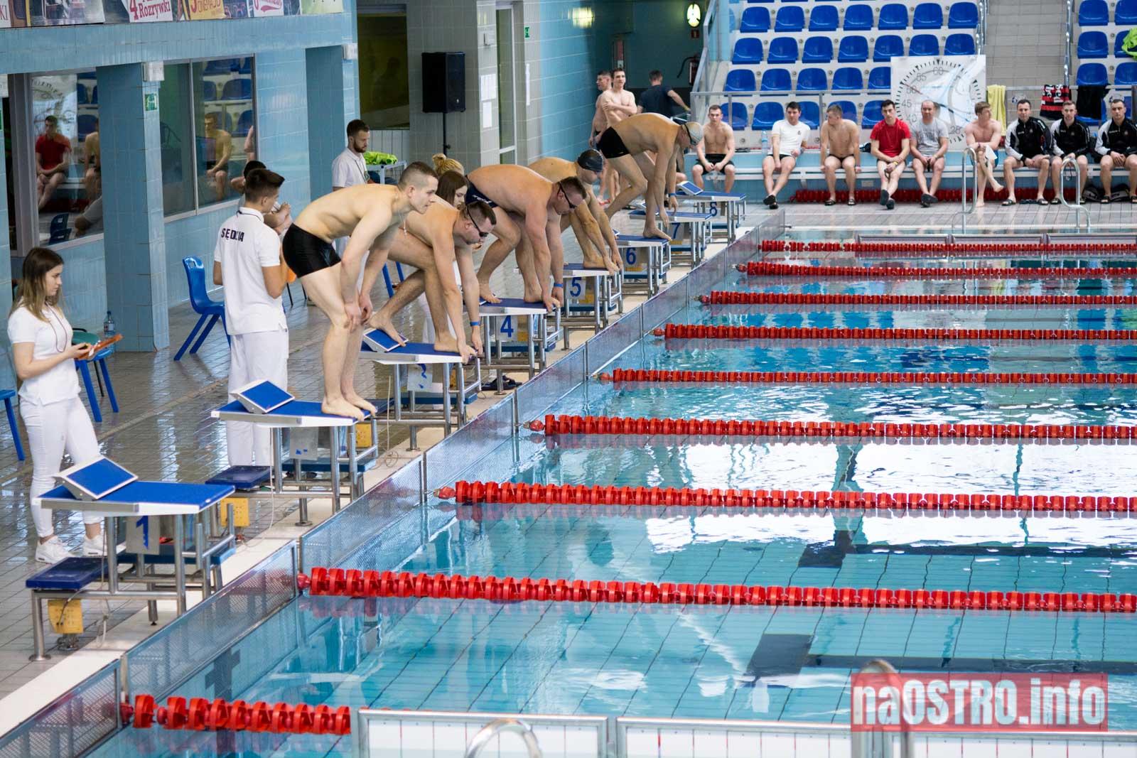 NaOSTRO pływackie zawody strażaków-11