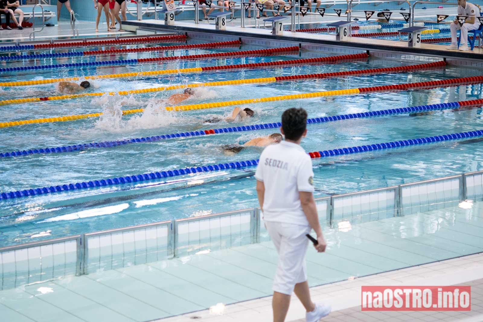 NaOSTRO pływackie zawody strażaków-12