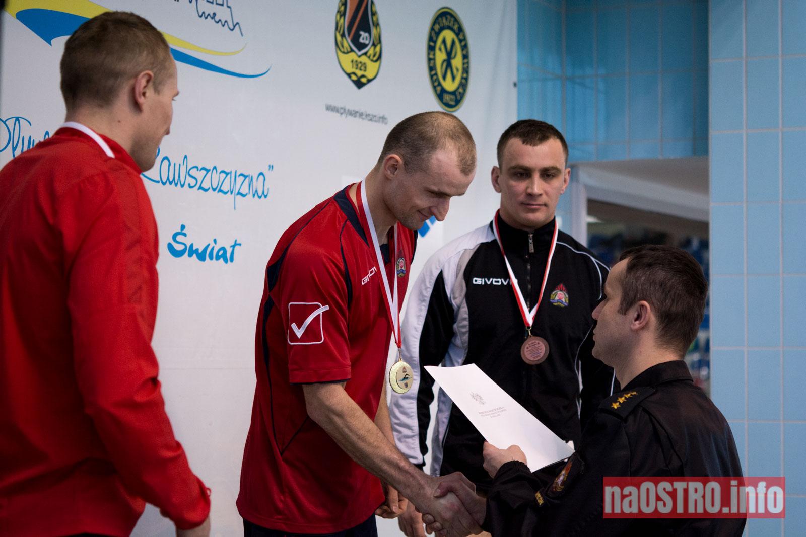 NaOSTRO pływackie zawody strażaków-15