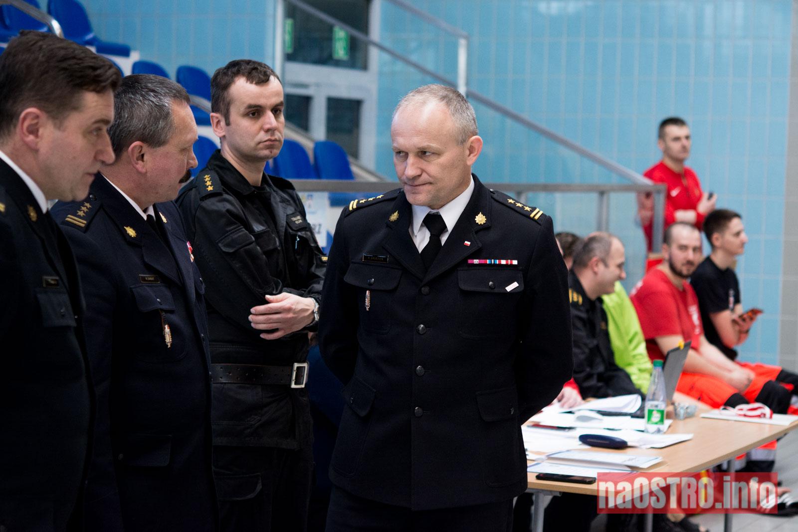 NaOSTRO pływackie zawody strażaków-17