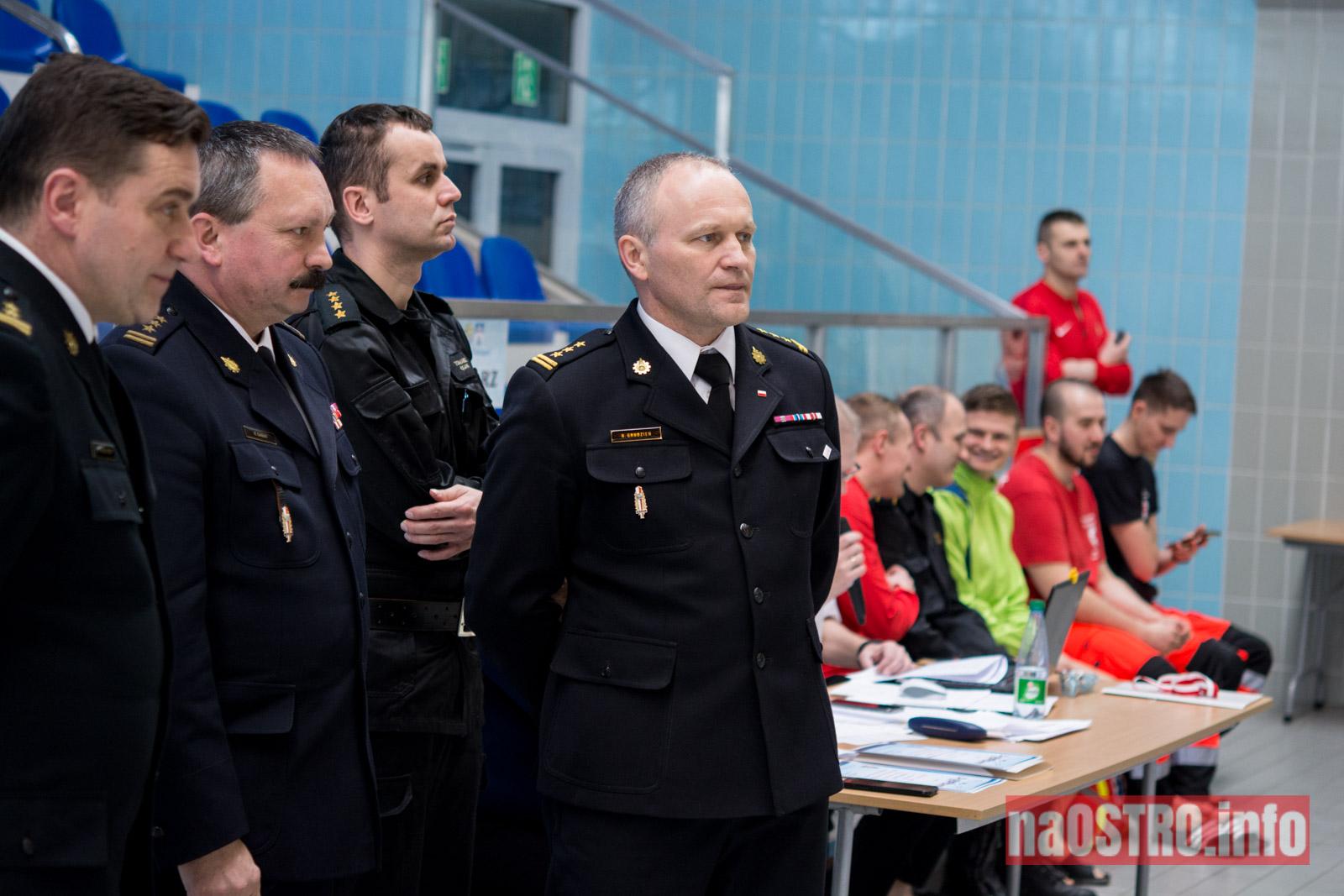 NaOSTRO pływackie zawody strażaków-18