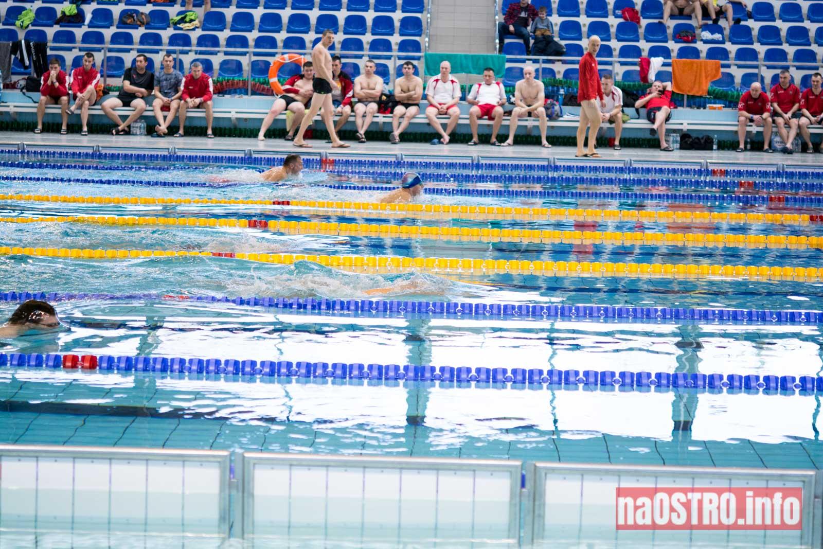 NaOSTRO pływackie zawody strażaków-2