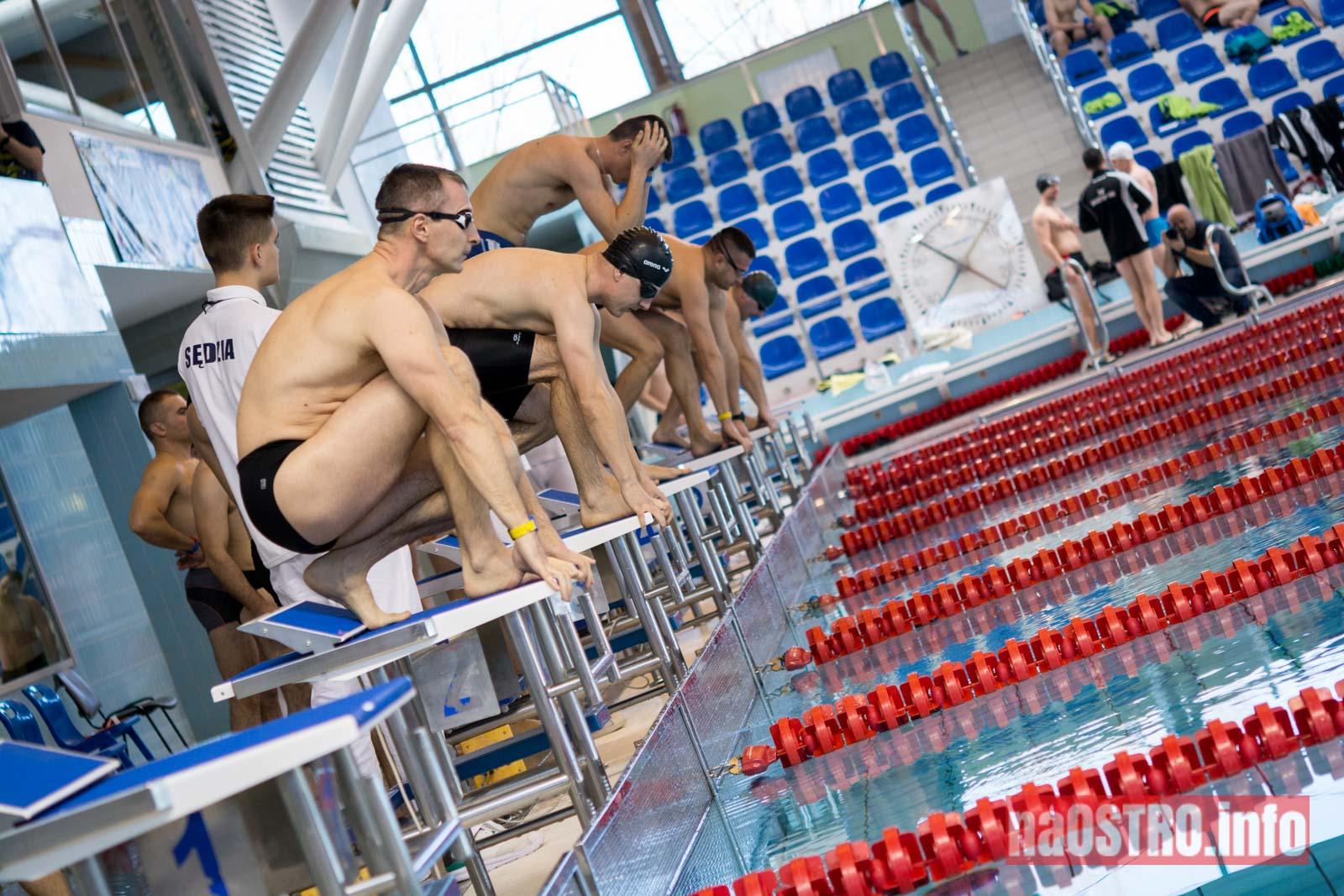 NaOSTRO pływackie zawody strażaków-20