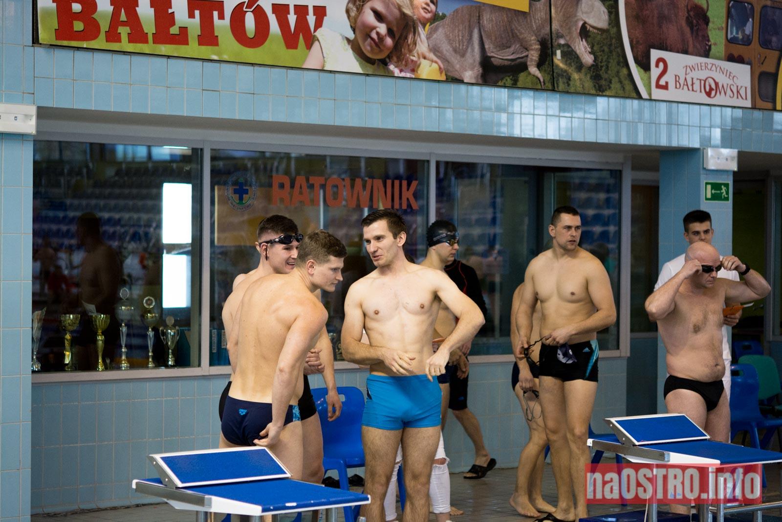 NaOSTRO pływackie zawody strażaków-27