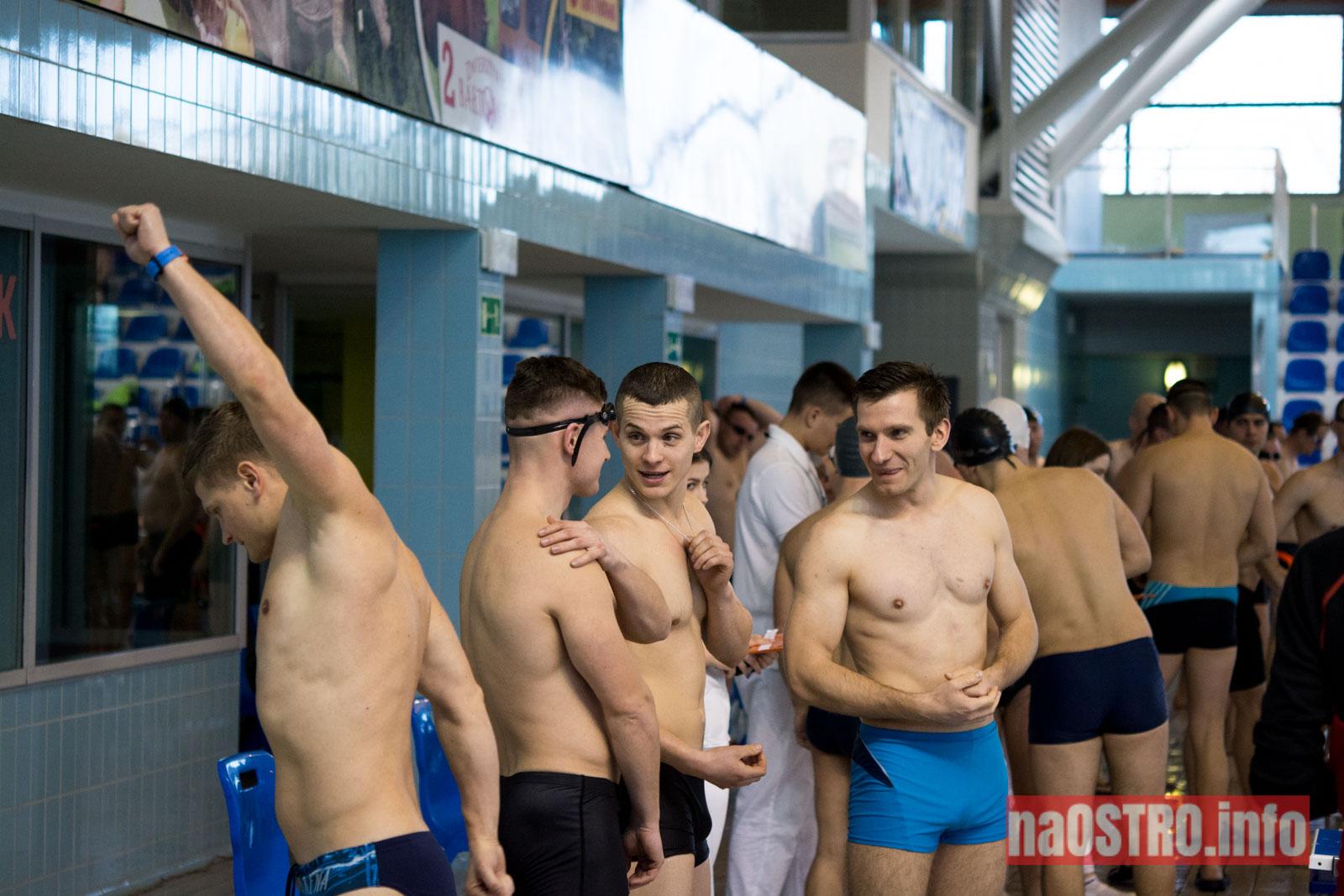 NaOSTRO pływackie zawody strażaków-28