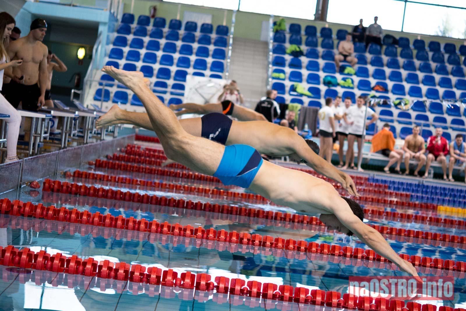 NaOSTRO pływackie zawody strażaków-31