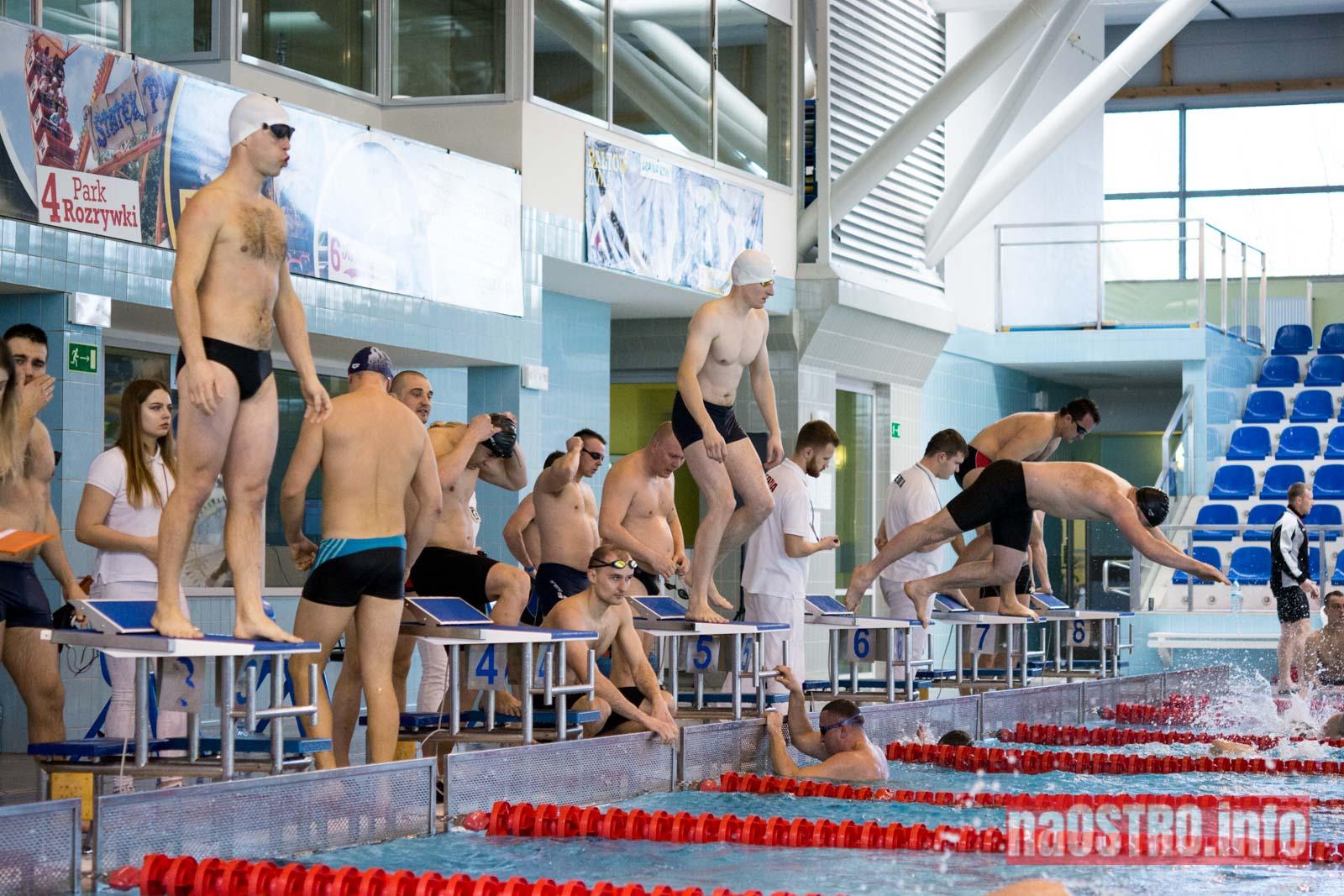 NaOSTRO pływackie zawody strażaków-34