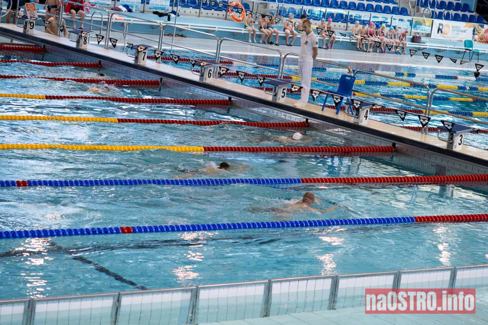 NaOSTRO pływackie zawody strażaków-4