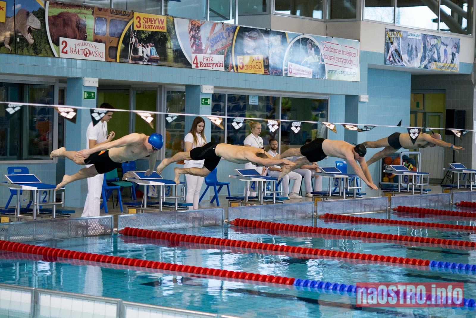 NaOSTRO pływackie zawody strażaków-5