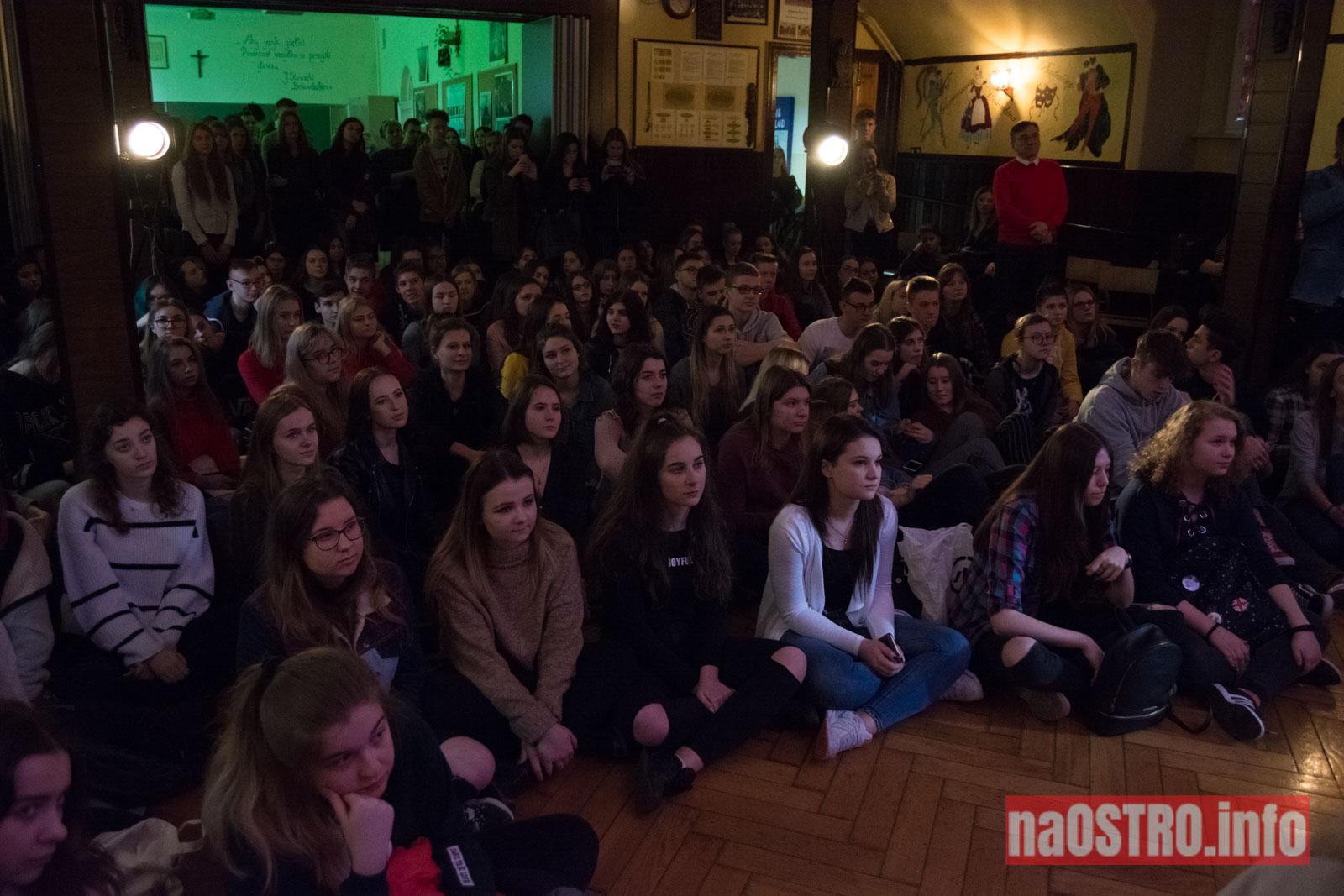 NaOSTRO koncert dla Szymona Pająka -2