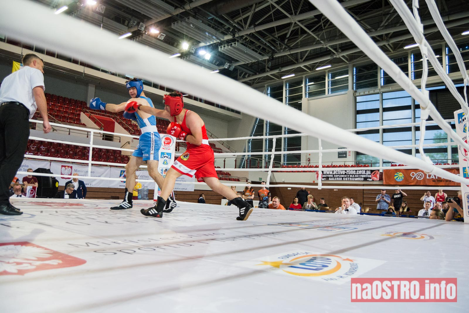 NaOSTRO BOKS Olimpiada-82