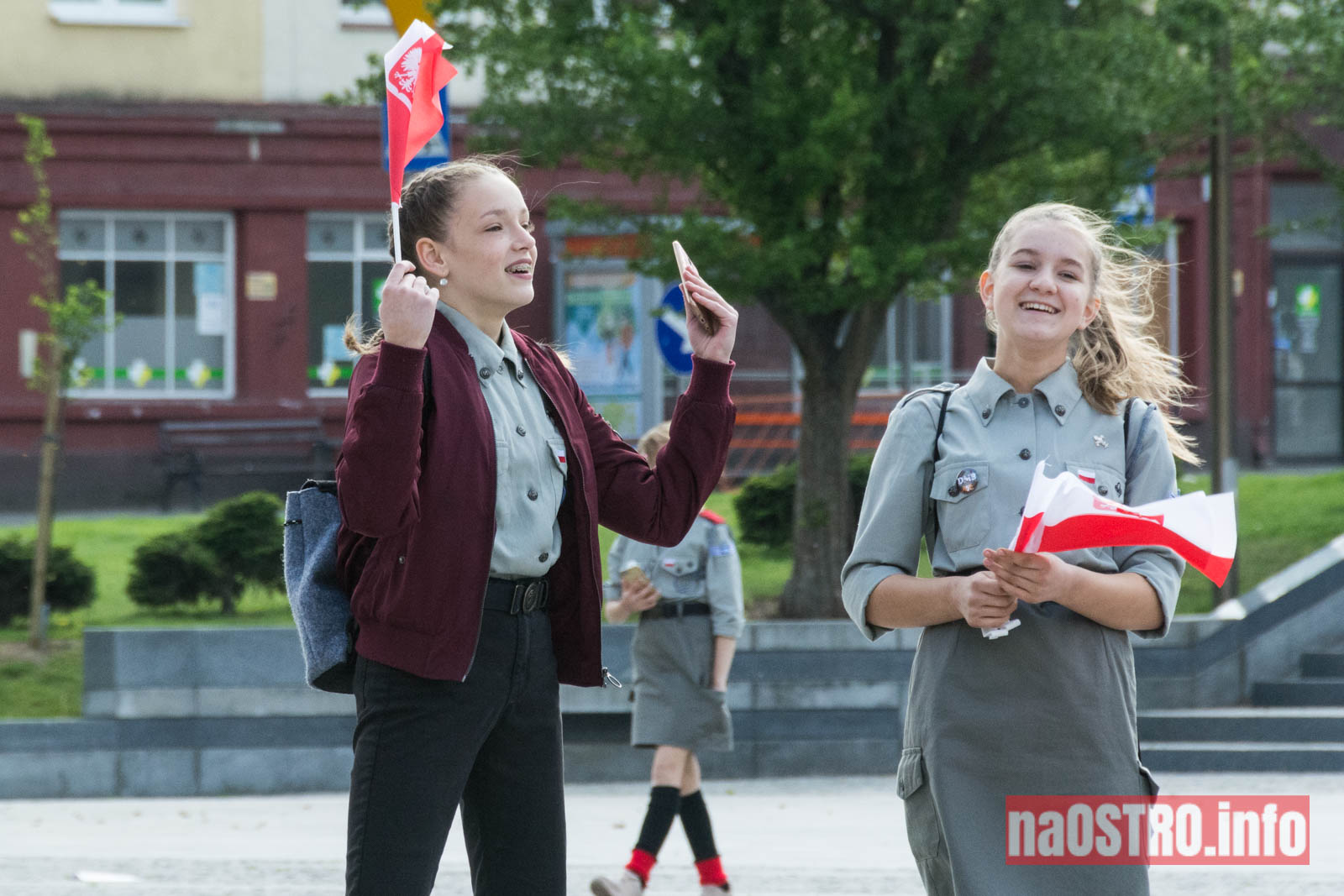 NaOSTRO dzien flagi rynek-1