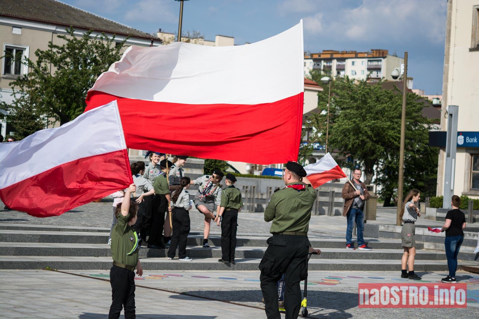 NaOSTRO dzien flagi rynek-24