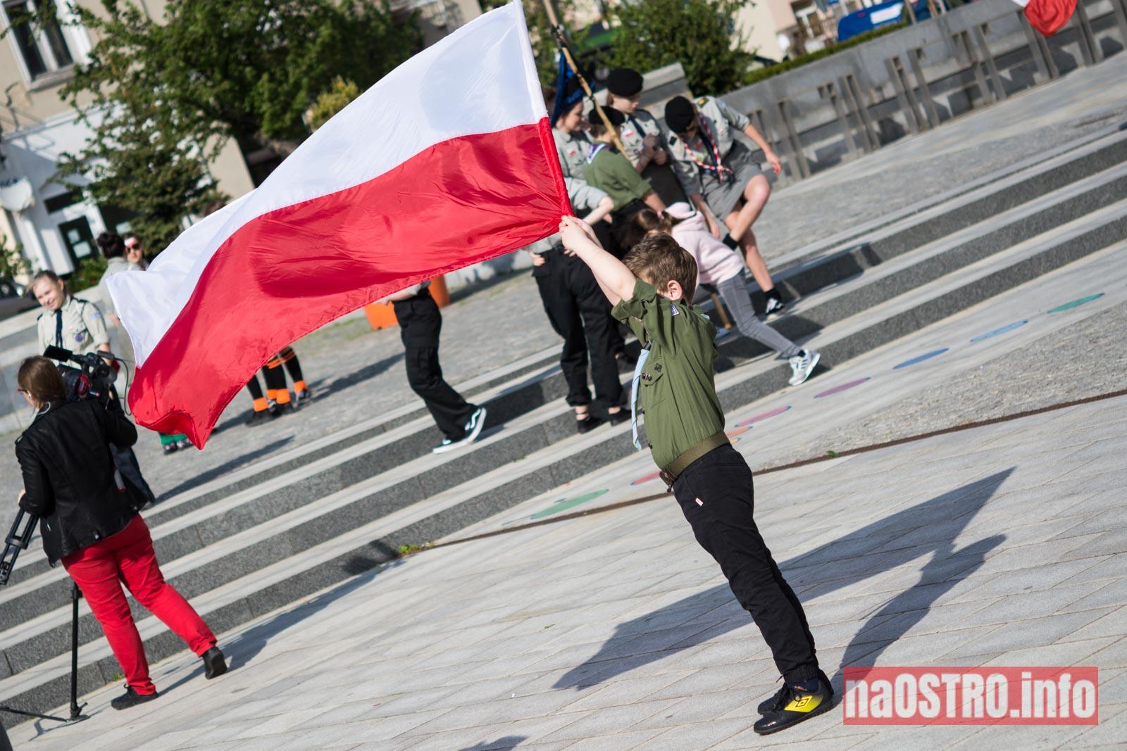 NaOSTRO dzien flagi rynek-25