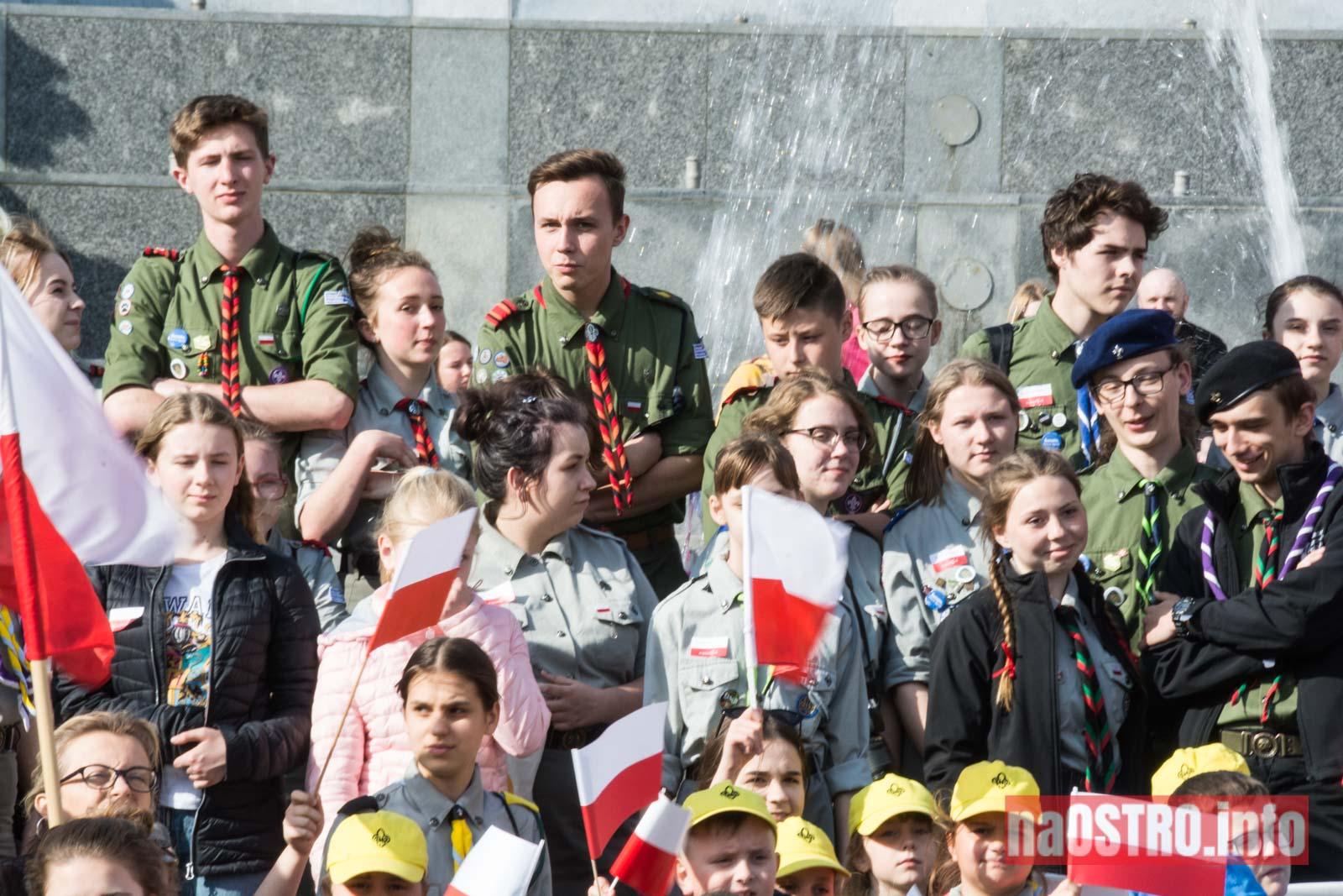 NaOSTRO dzien flagi rynek-34