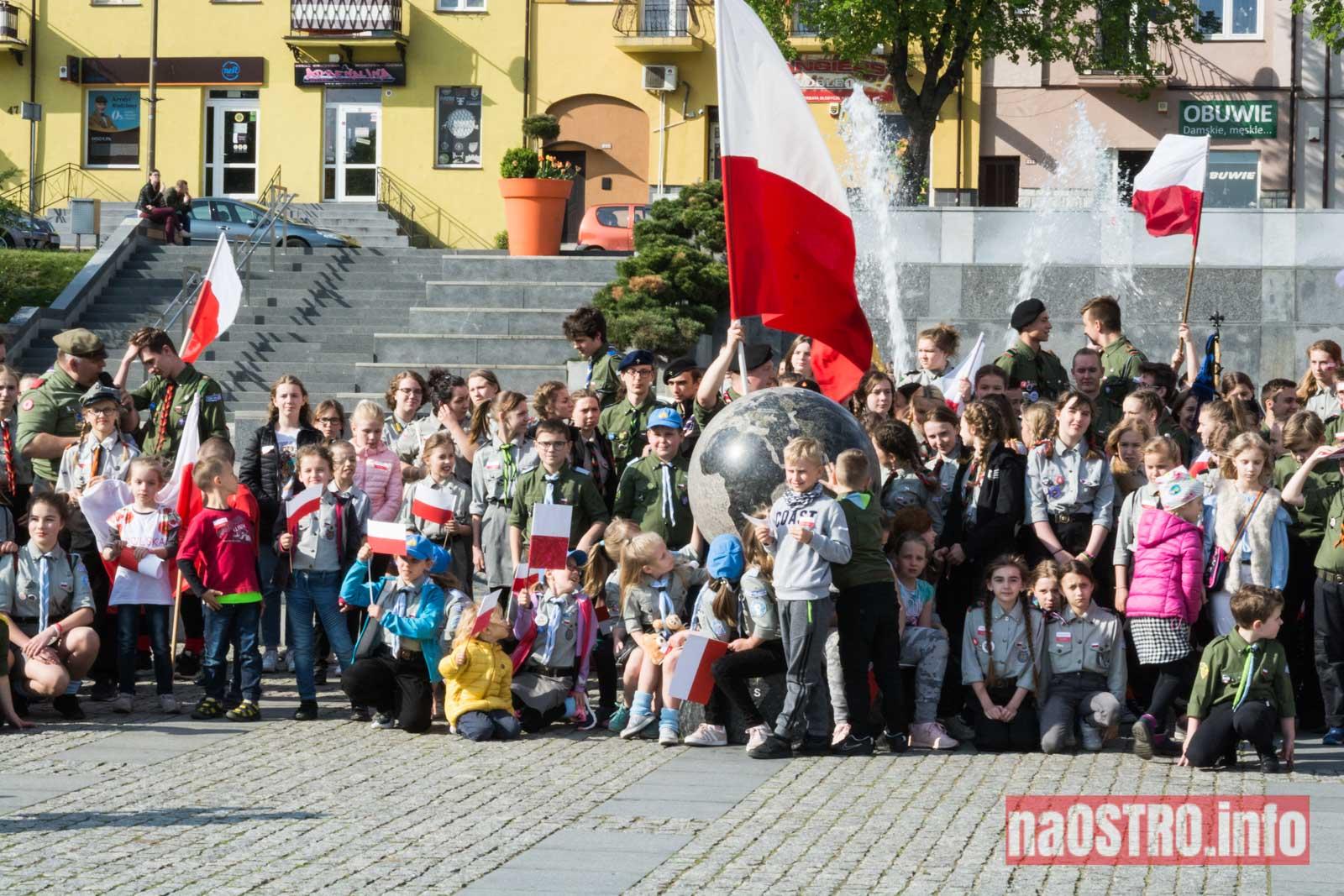 NaOSTRO dzien flagi rynek-37
