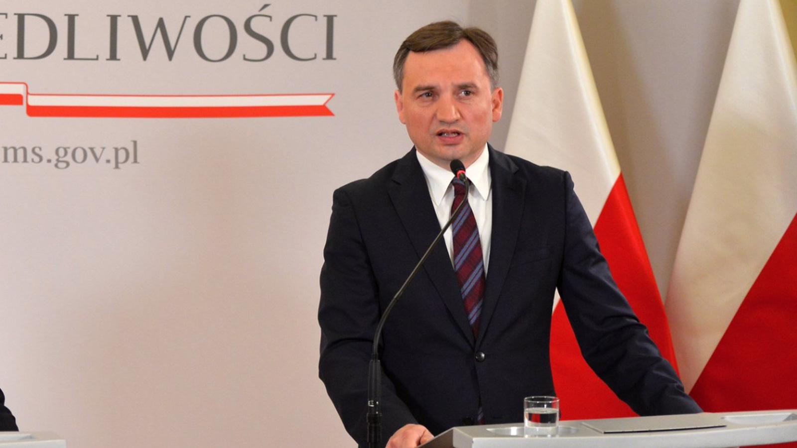 Zbigniew Ziobro jedynka województwo świętokrzyskie