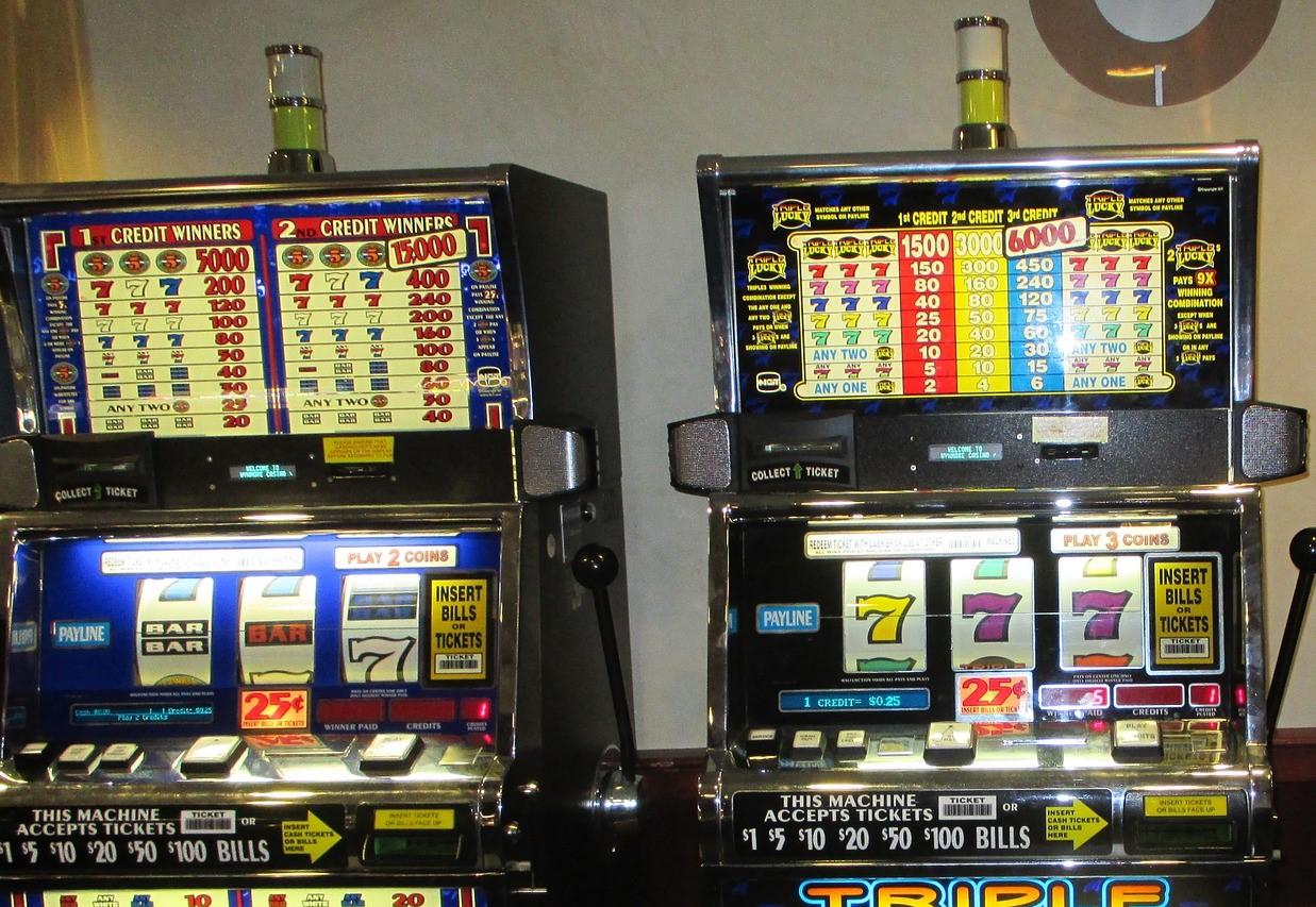 nielegalne automaty do gier