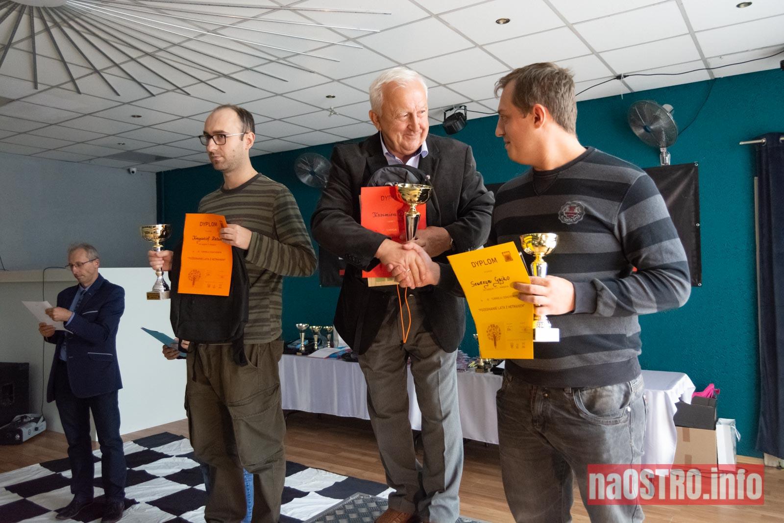 NaOSTRO Turniej Szachowy Hetman-17
