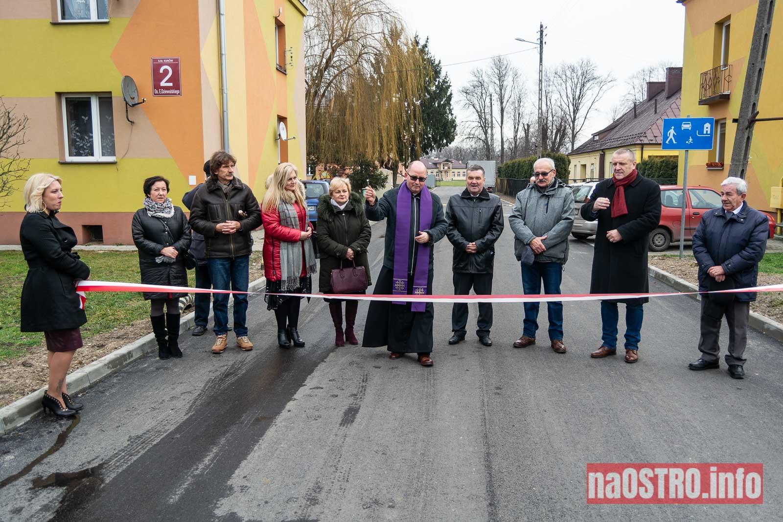 NaOSTRO Otwarcie drogi Kunów stadion-1