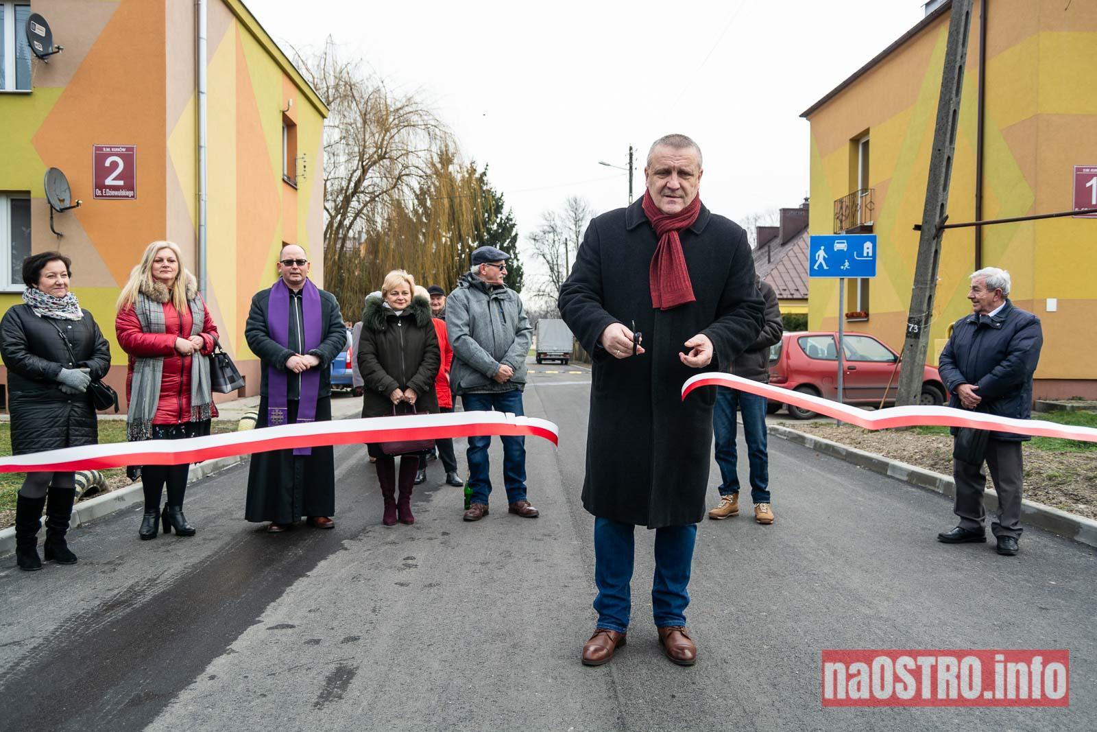NaOSTRO Otwarcie drogi Kunów stadion-10