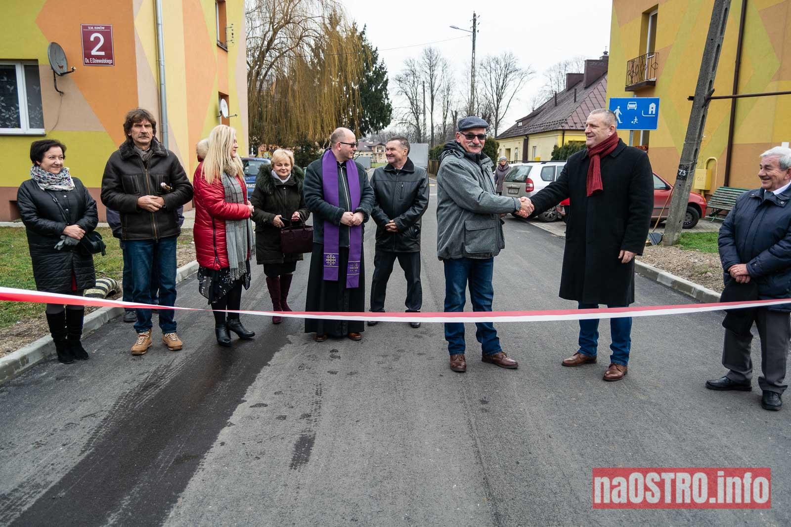 NaOSTRO Otwarcie drogi Kunów stadion-2