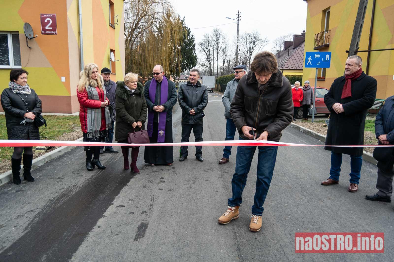 NaOSTRO Otwarcie drogi Kunów stadion-4