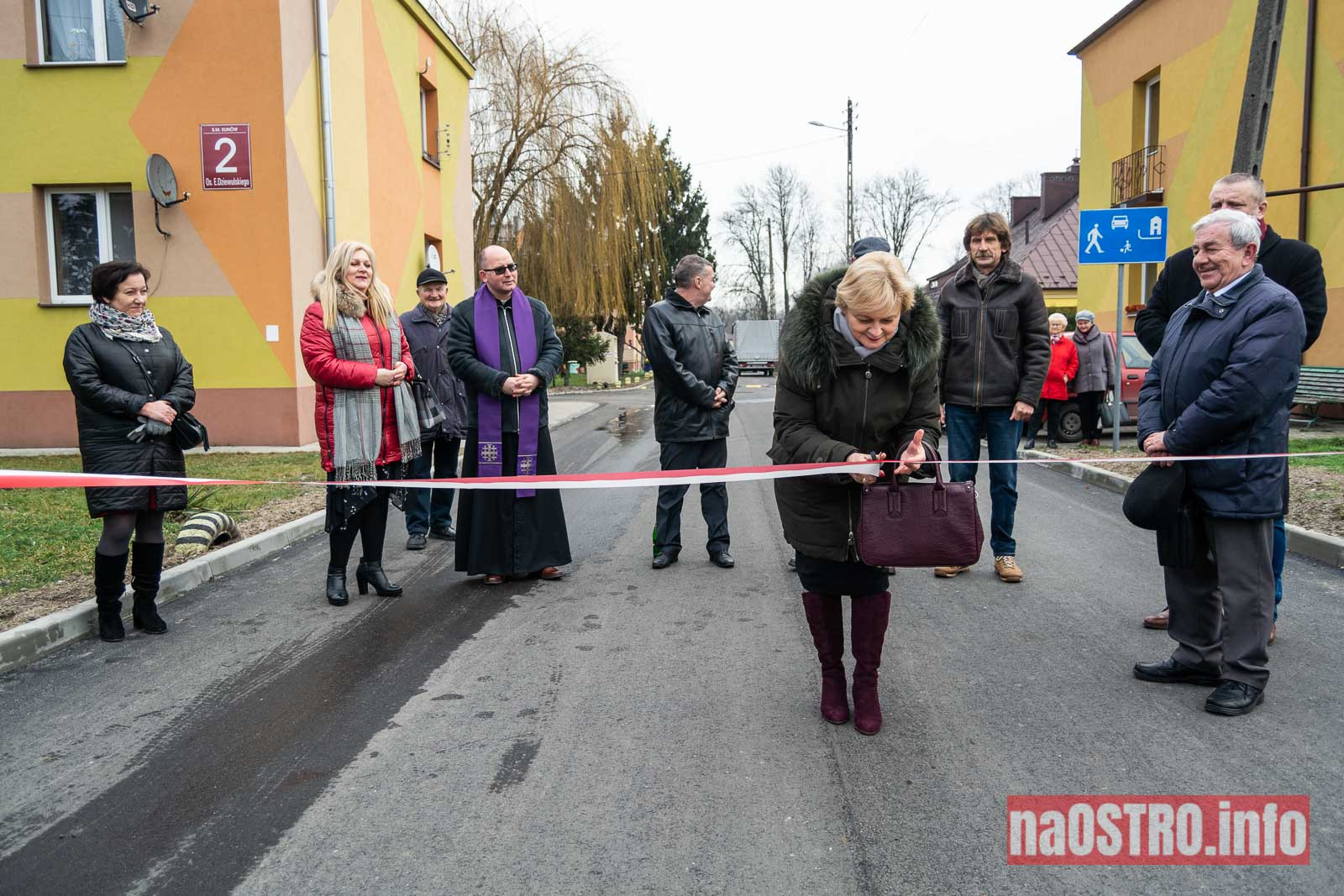NaOSTRO Otwarcie drogi Kunów stadion-5
