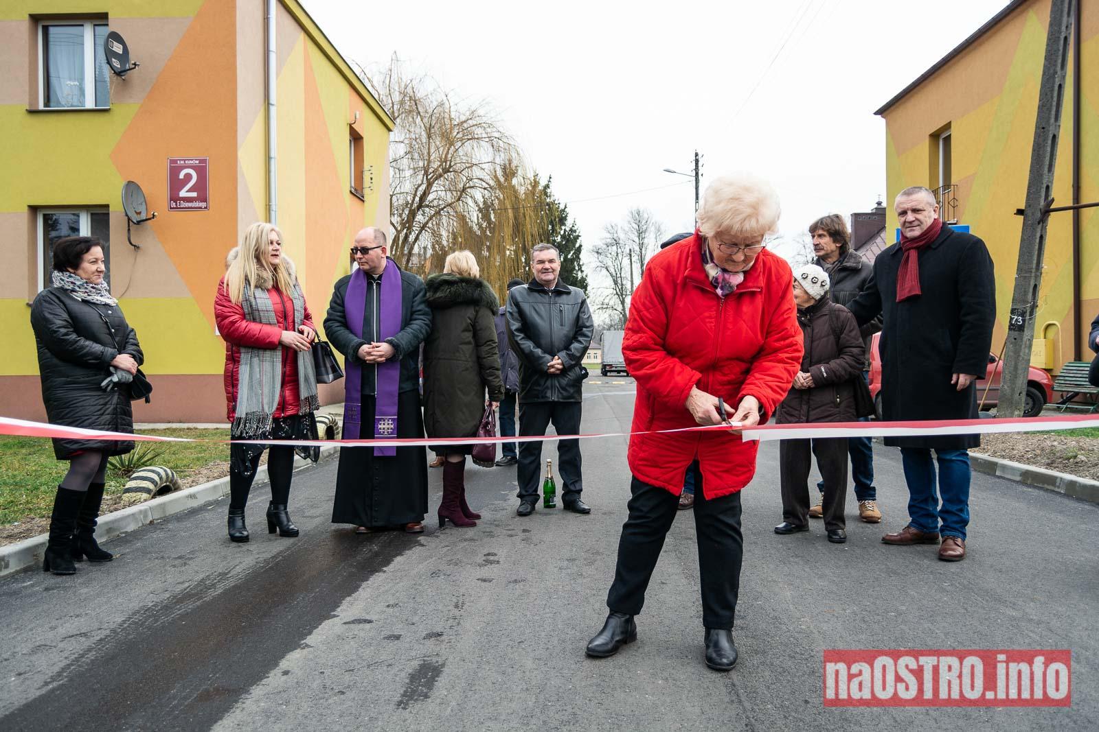 NaOSTRO Otwarcie drogi Kunów stadion-7