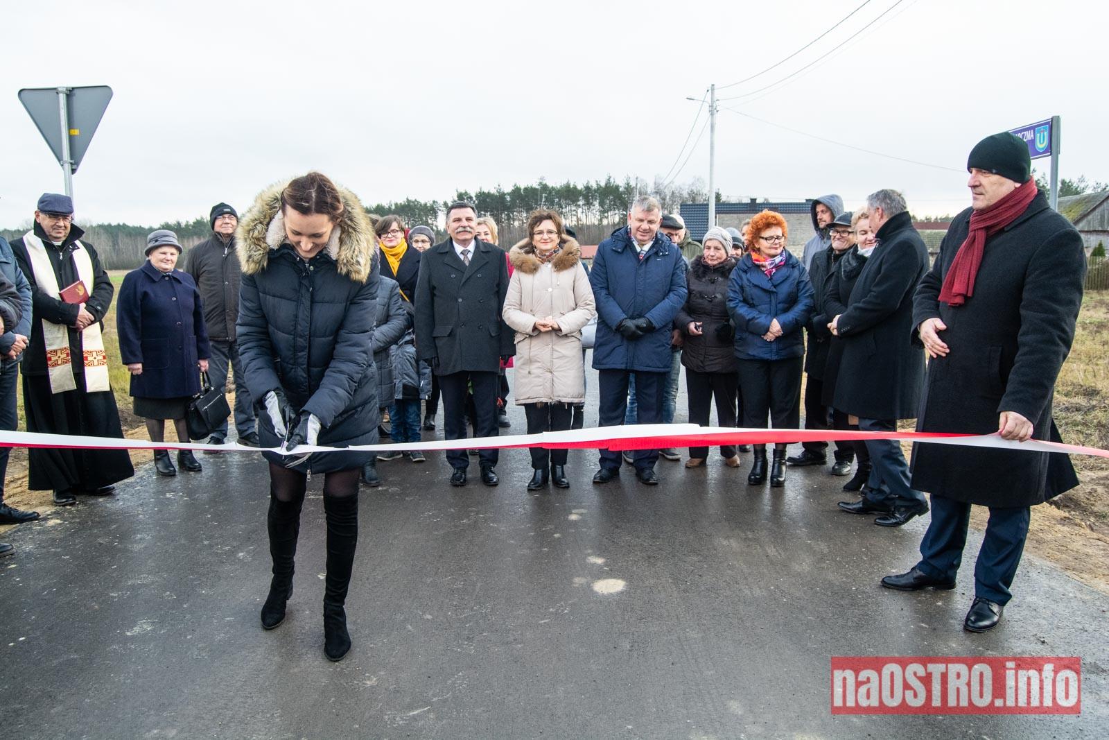 NaOSTRO Otwarcie drogi Miłkowska Karczma-14