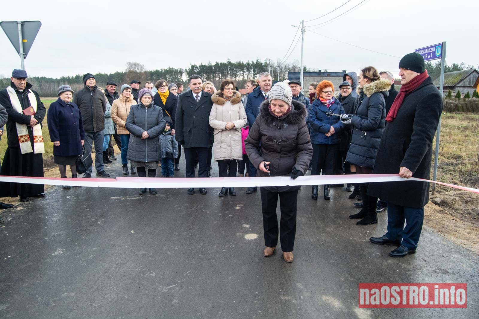 NaOSTRO Otwarcie drogi Miłkowska Karczma-15