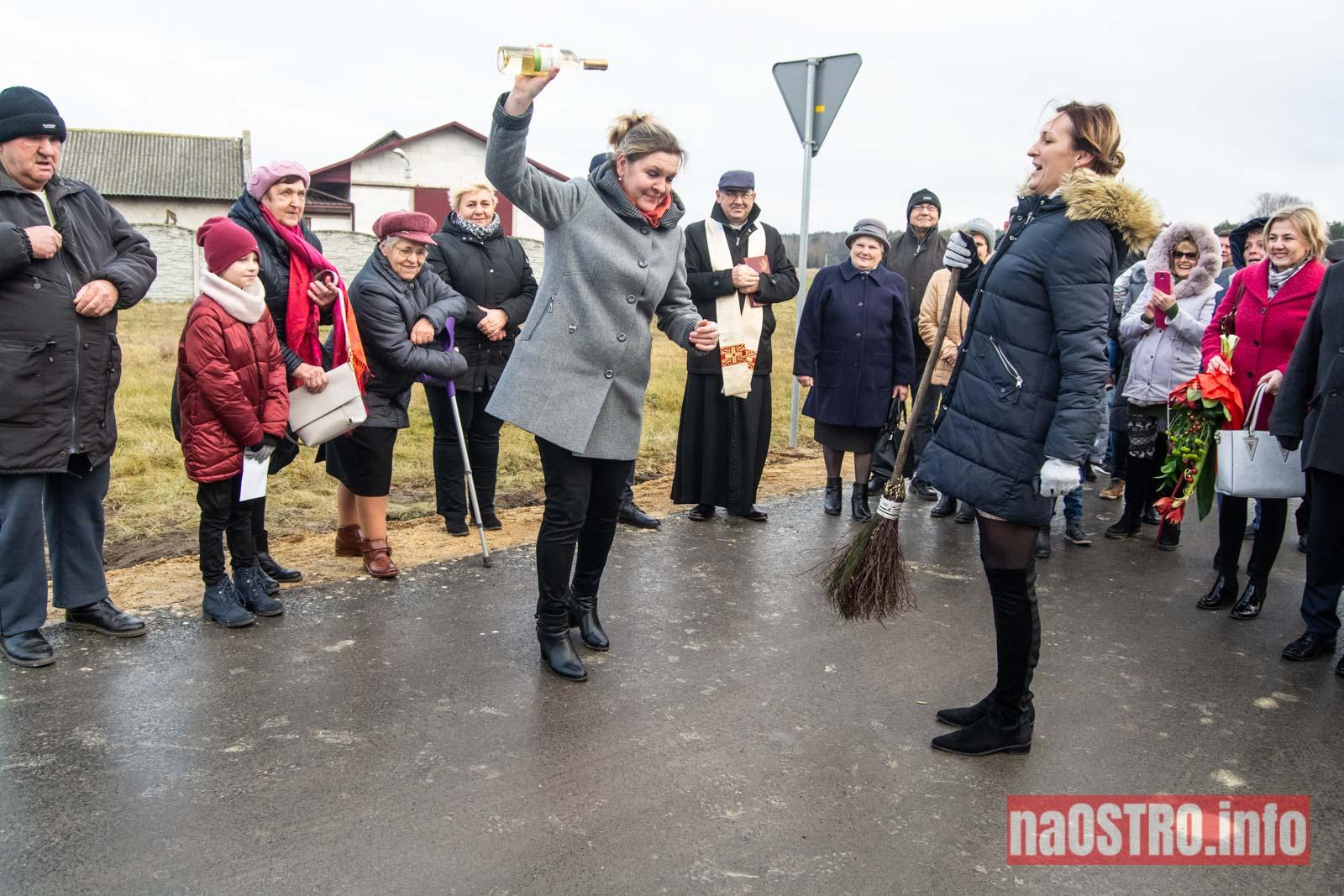 NaOSTRO Otwarcie drogi Miłkowska Karczma-20