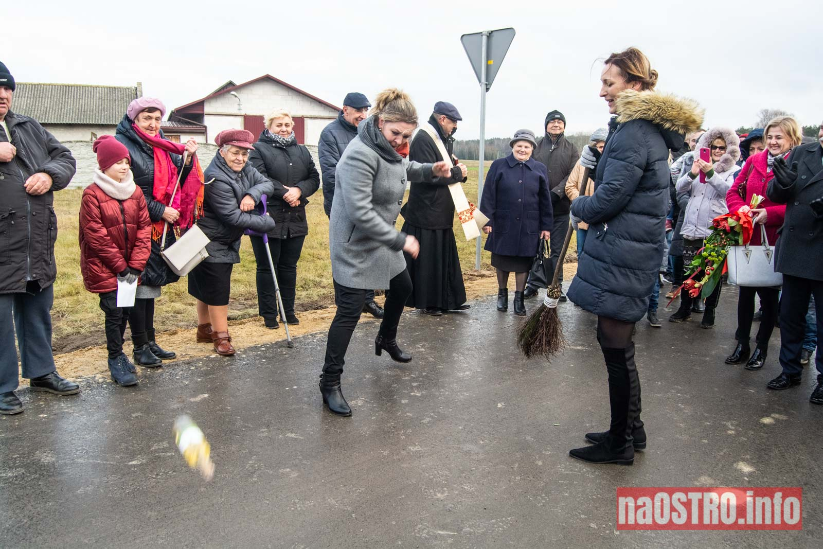 NaOSTRO Otwarcie drogi Miłkowska Karczma-21