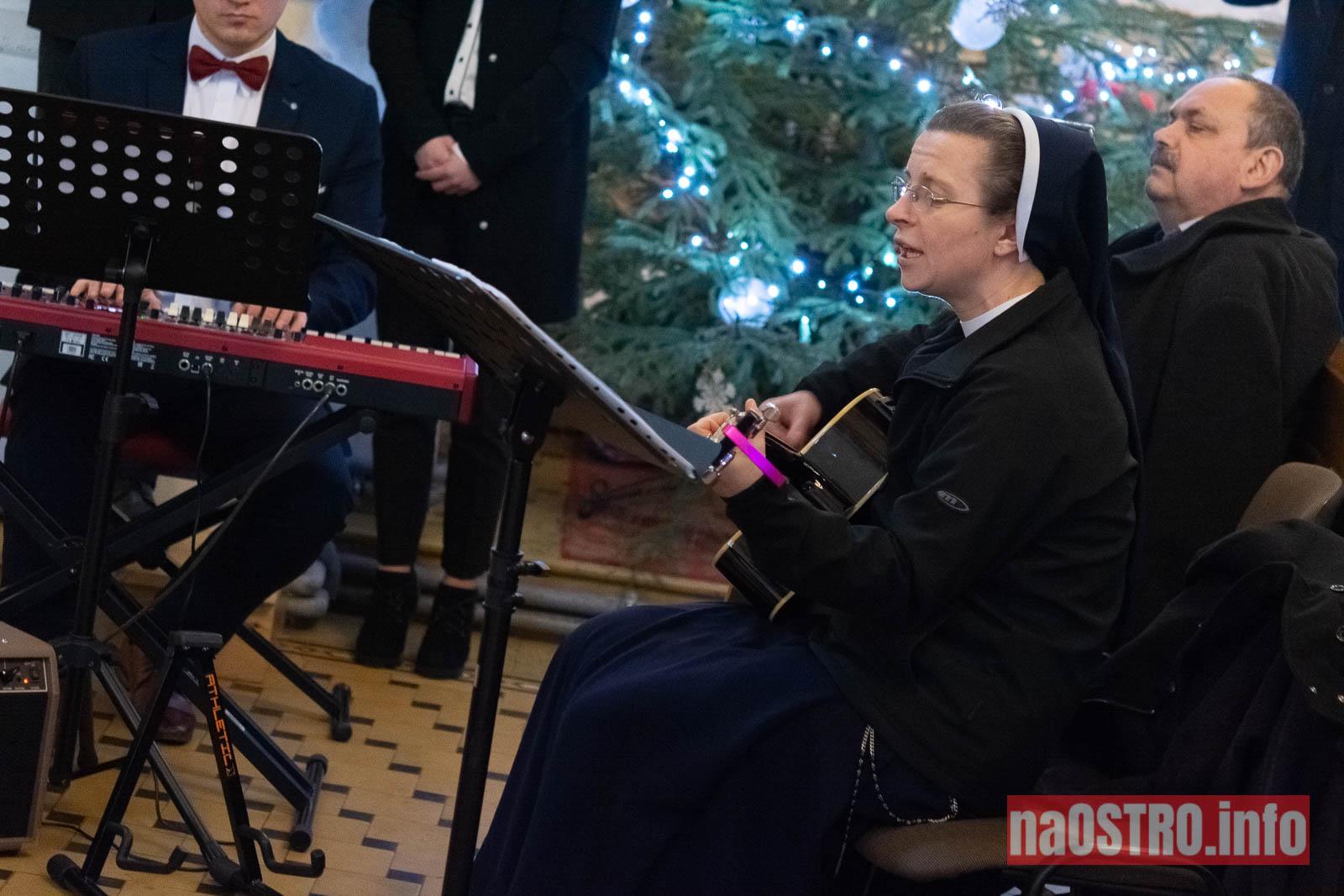 NaOSTRO Koncert kolęd Waśniów-18