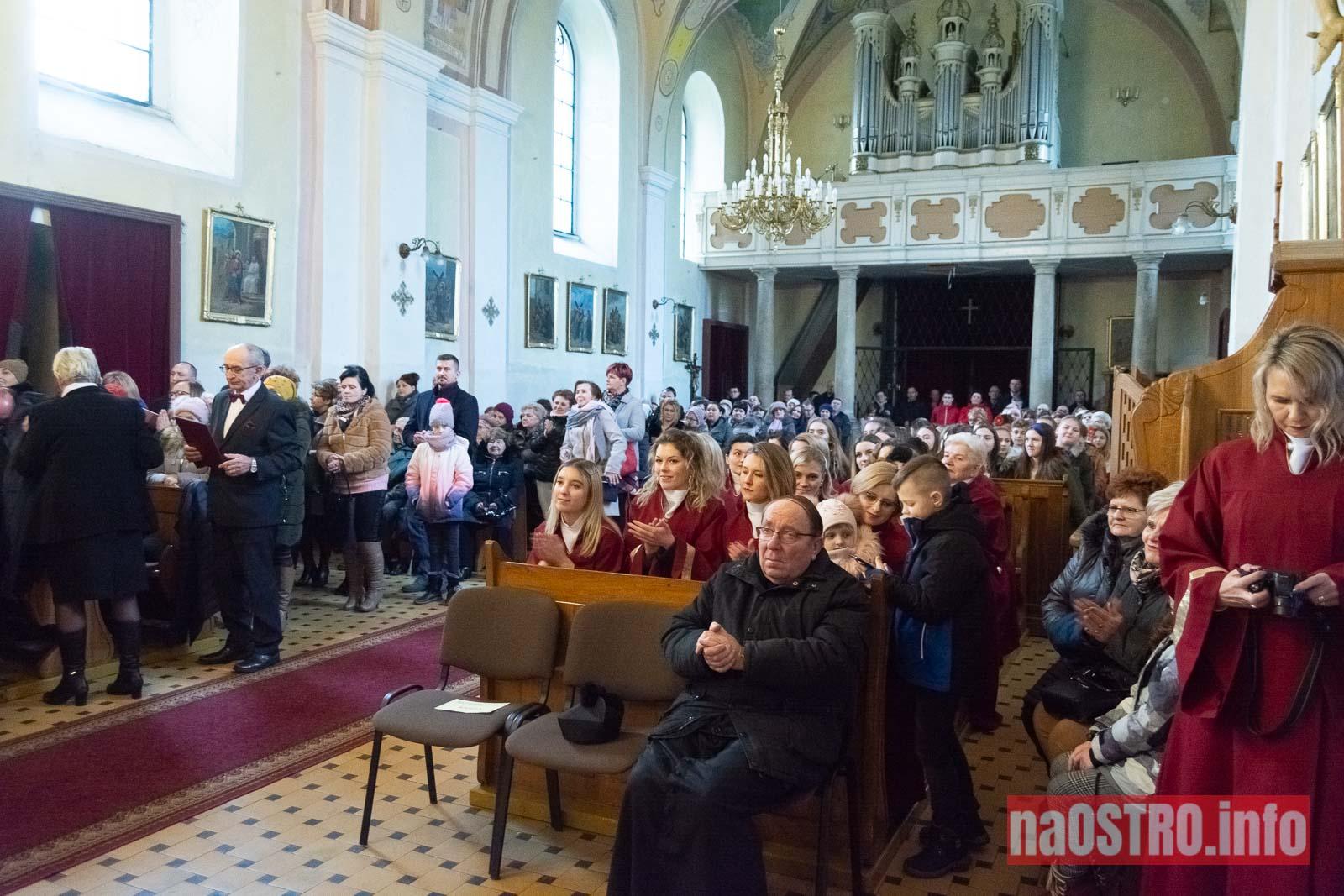 NaOSTRO Koncert kolęd Waśniów-20