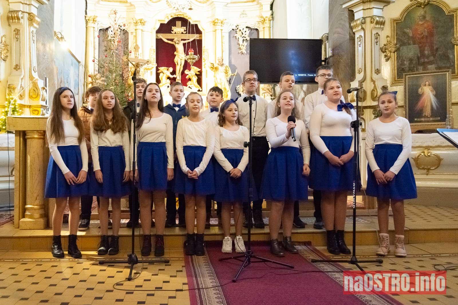 NaOSTRO Koncert kolęd Waśniów-28