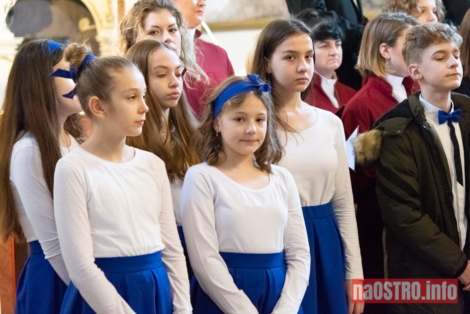 NaOSTRO Koncert kolęd Waśniów-3