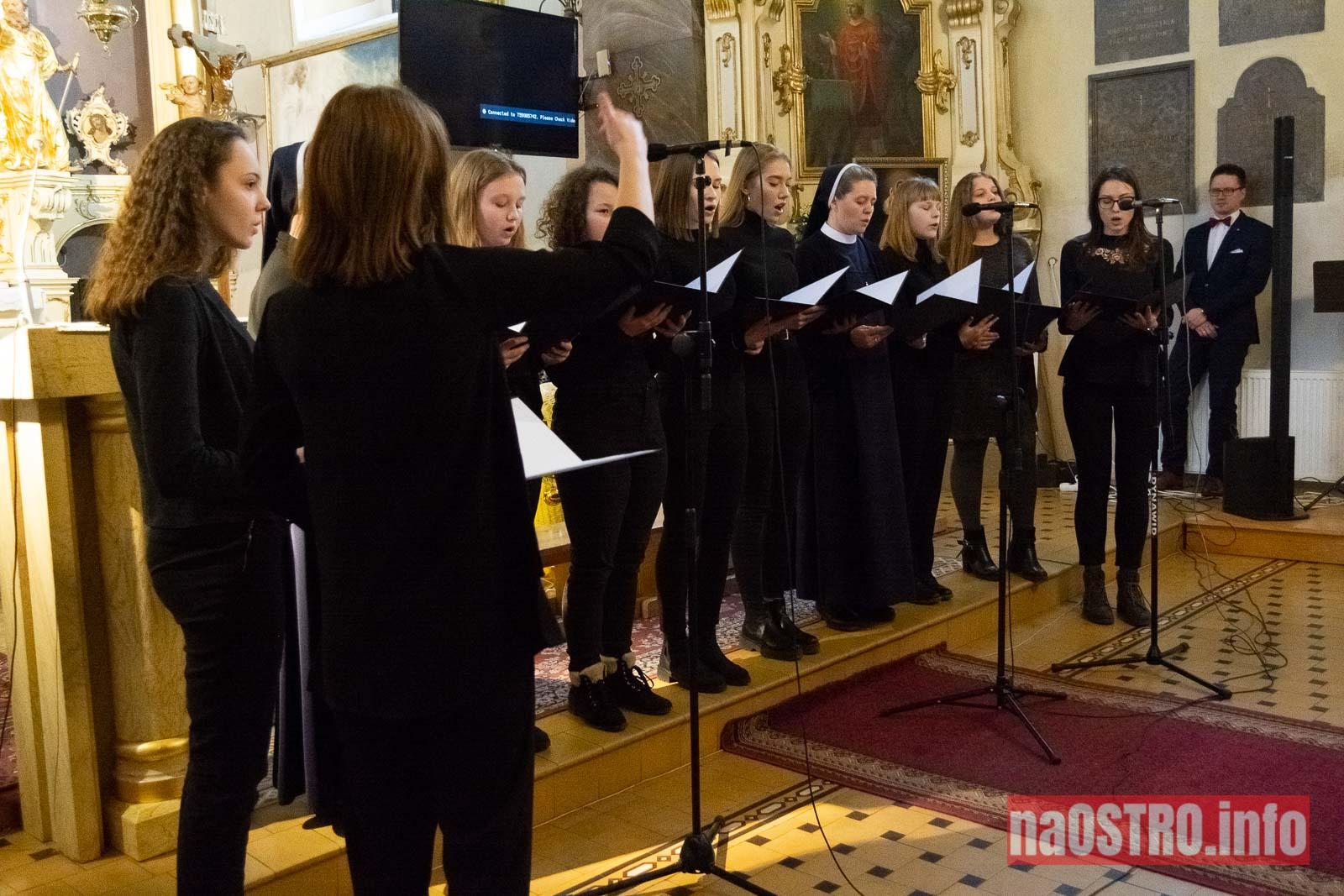 NaOSTRO Koncert kolęd Waśniów-35