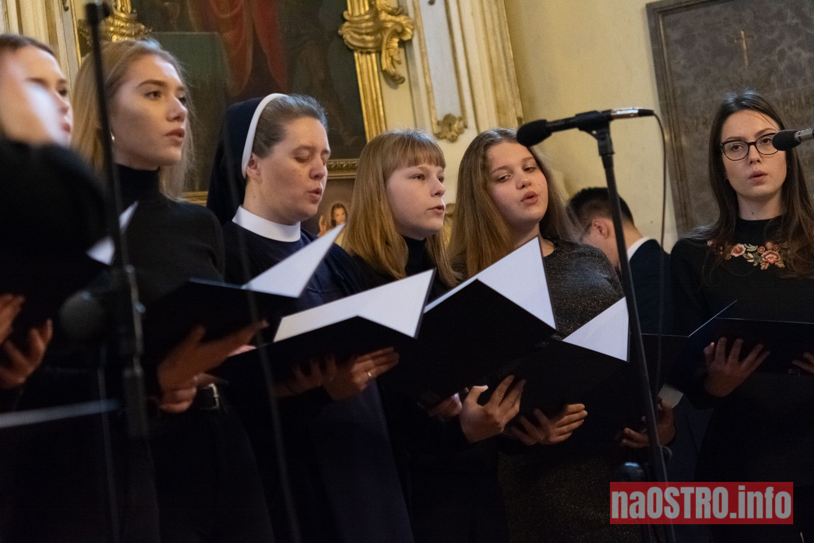 NaOSTRO Koncert kolęd Waśniów-36