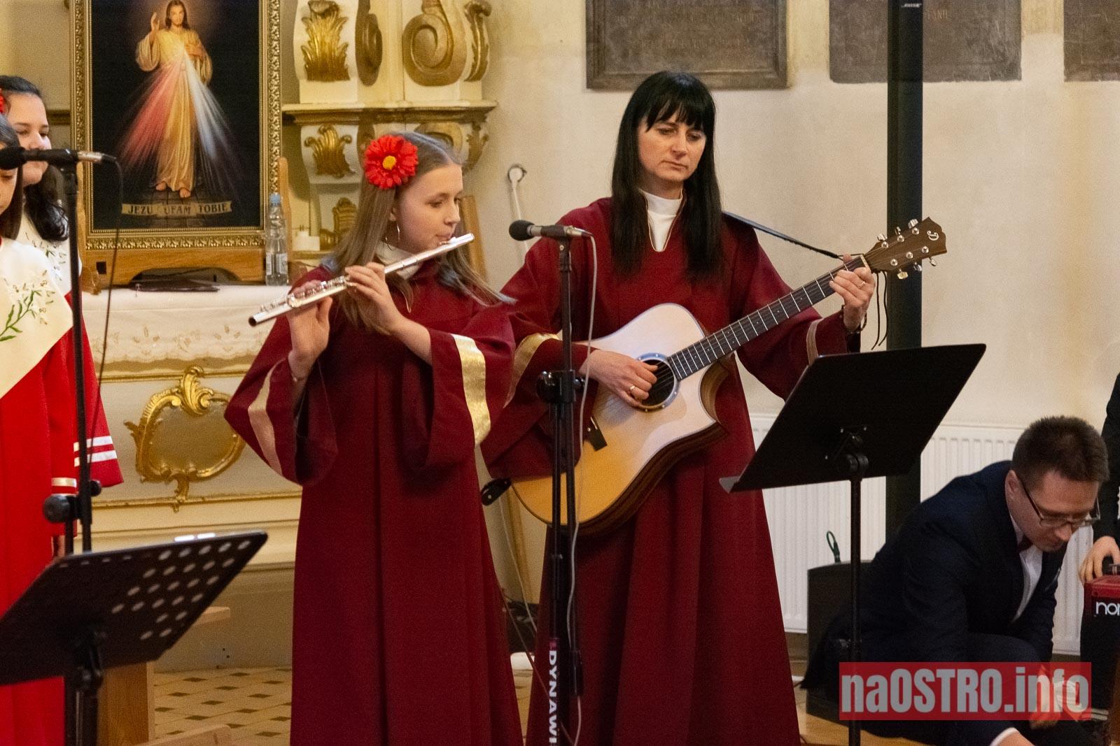 NaOSTRO Koncert kolęd Waśniów-39