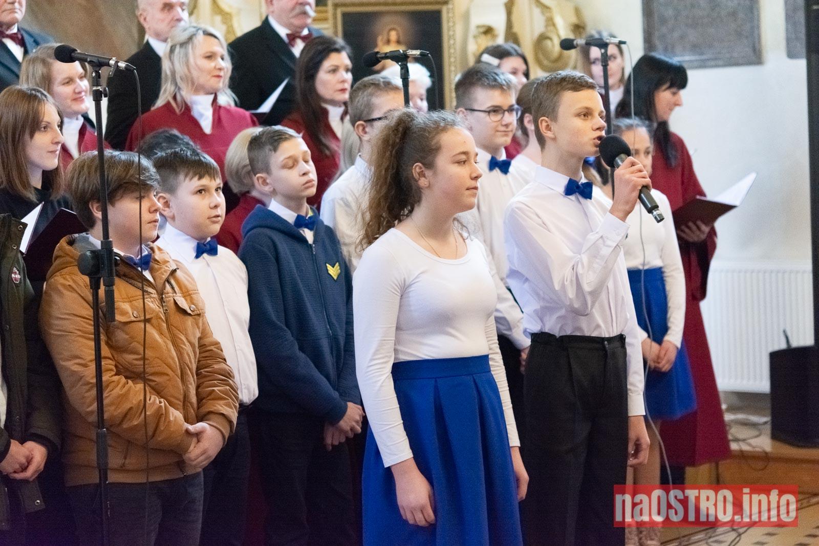 NaOSTRO Koncert kolęd Waśniów-4