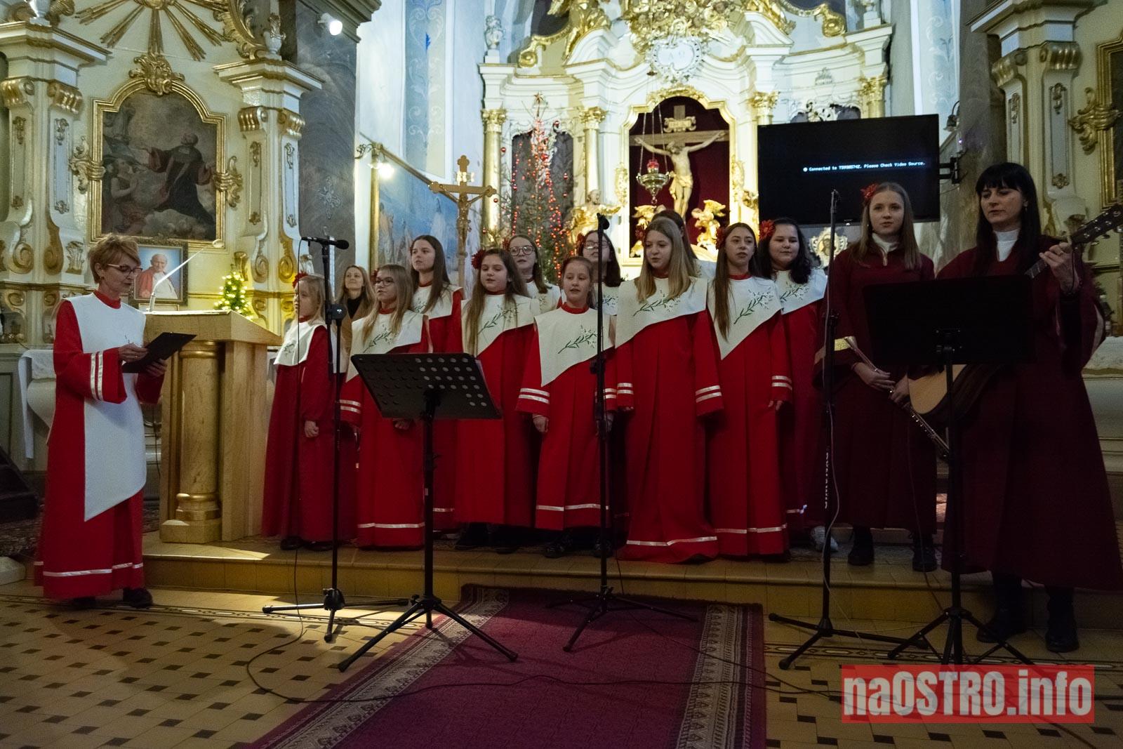 NaOSTRO Koncert kolęd Waśniów-45