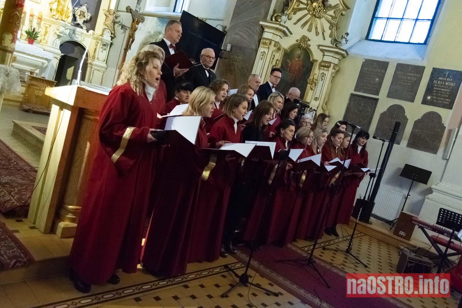 NaOSTRO Koncert kolęd Waśniów-47