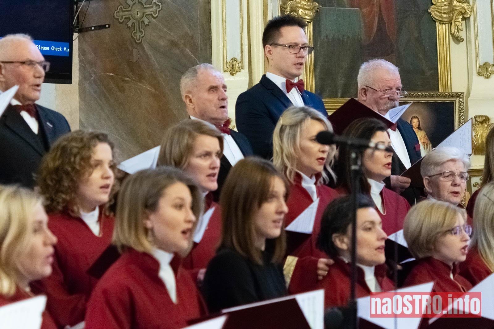 NaOSTRO Koncert kolęd Waśniów-52
