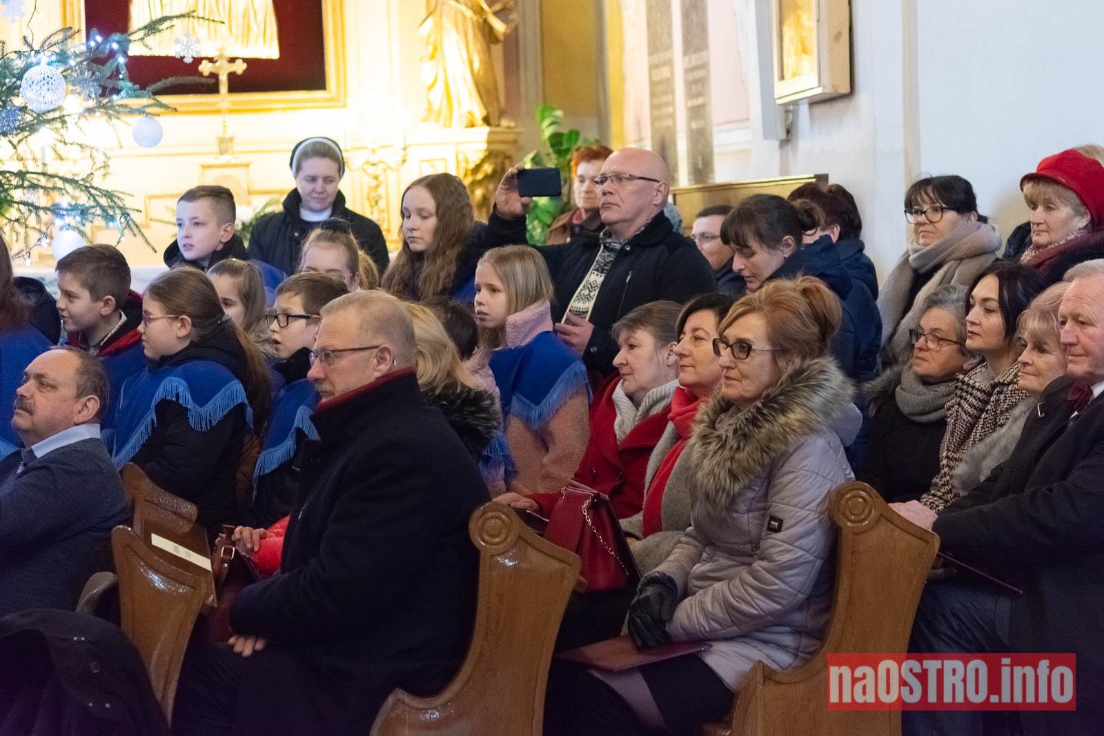 NaOSTRO Koncert kolęd Waśniów-6