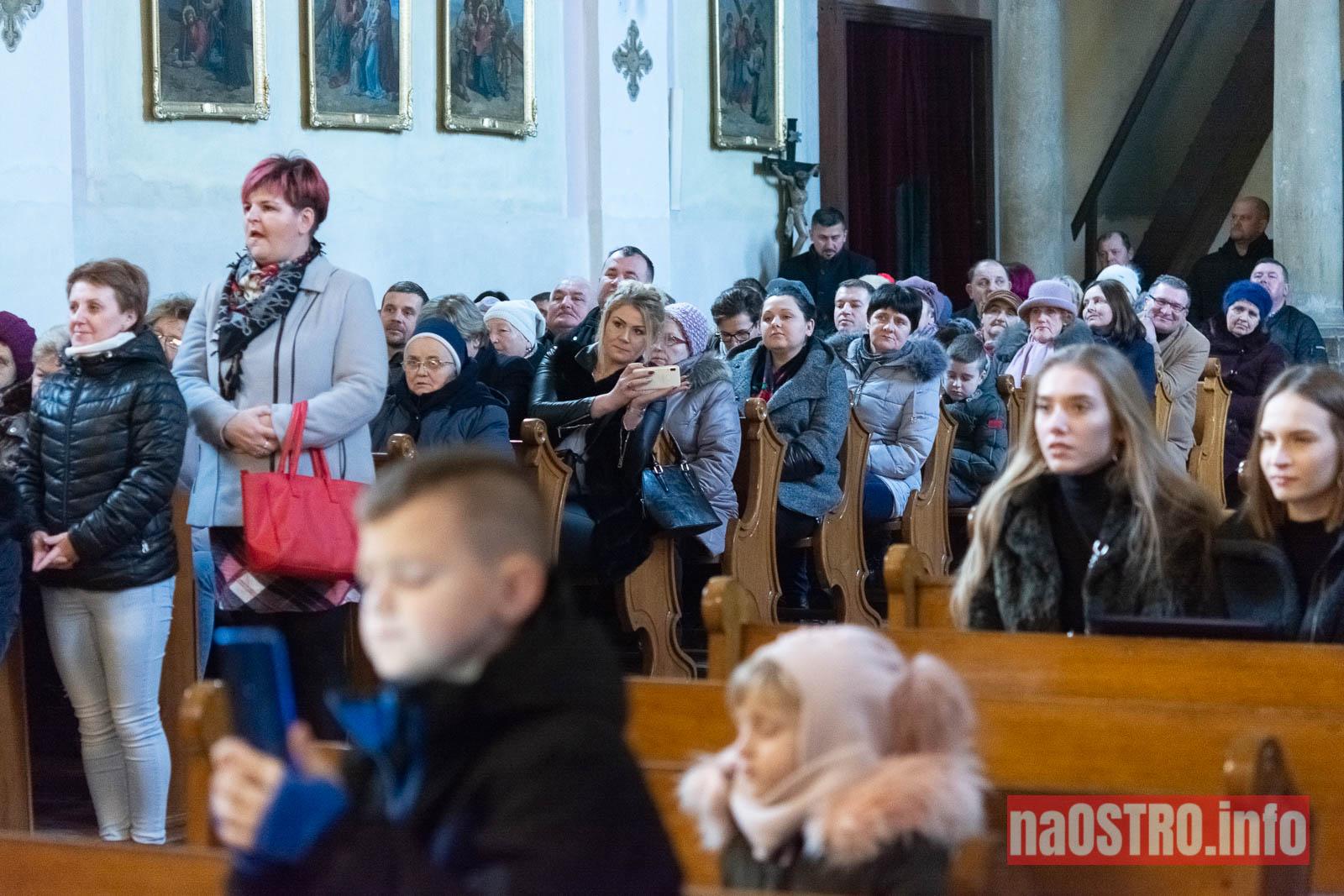 NaOSTRO Koncert kolęd Waśniów-8