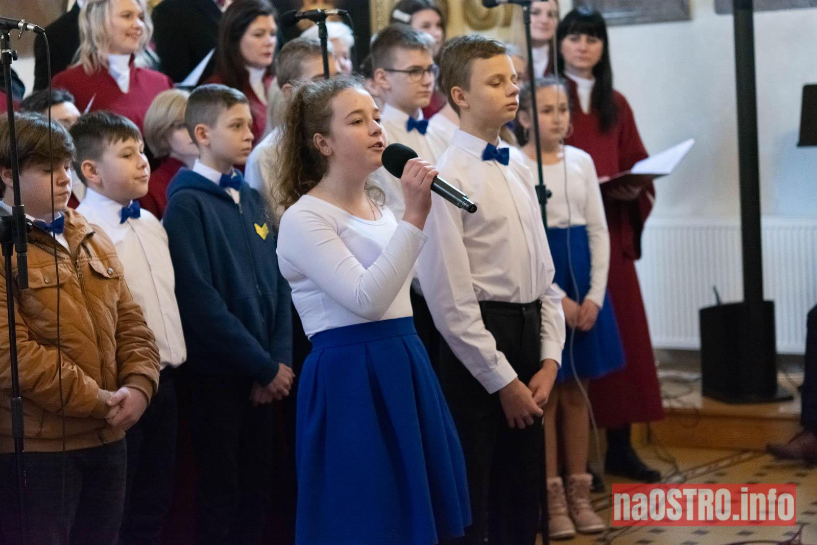 NaOSTRO Koncert kolęd Waśniów-9