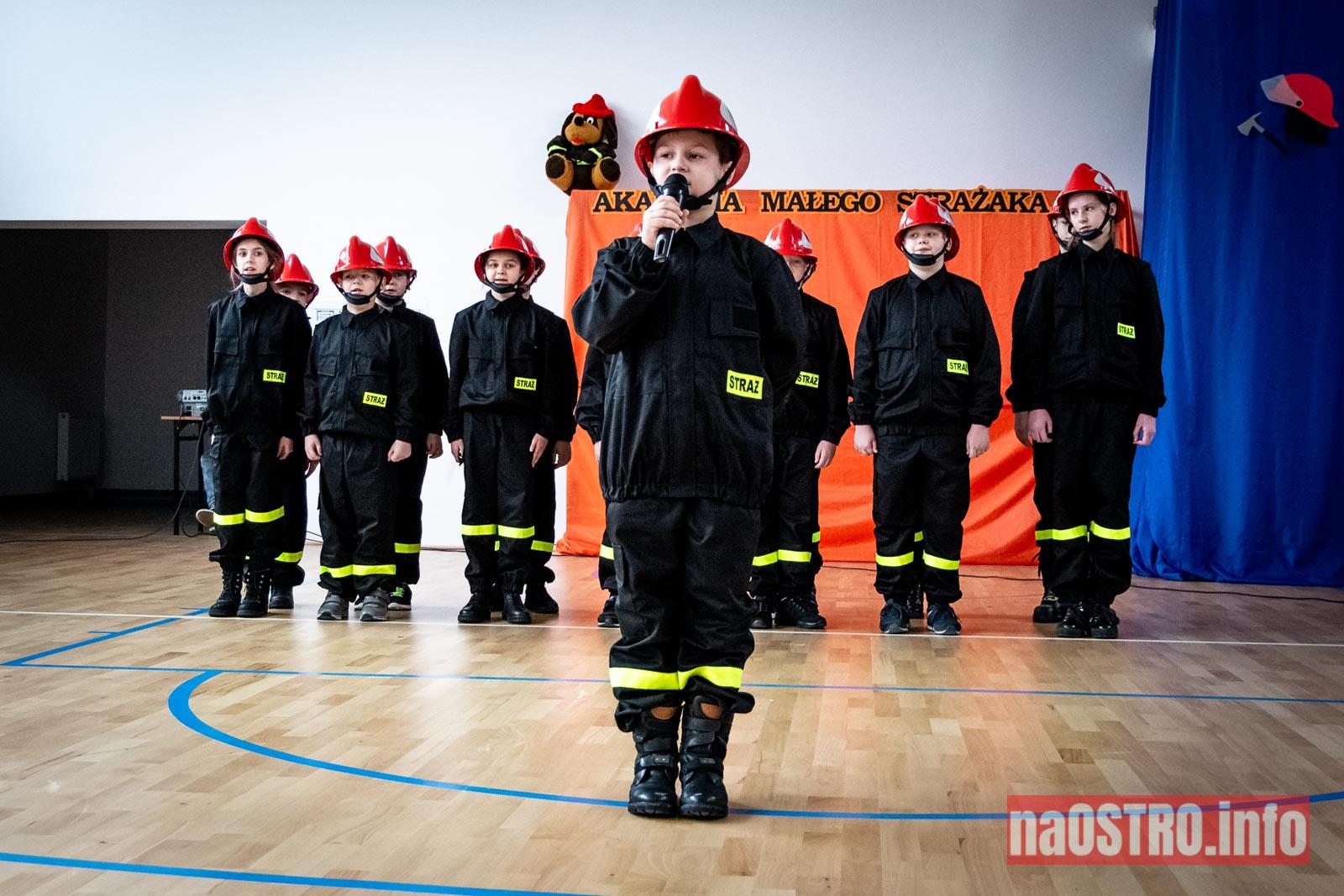 NaOSTRO Akademia Małego Strażaka-15