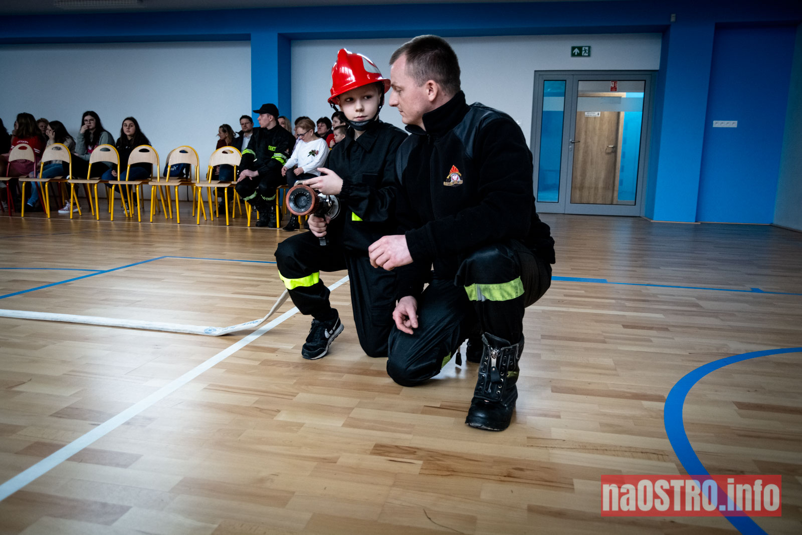 NaOSTRO Akademia Małego Strażaka-23
